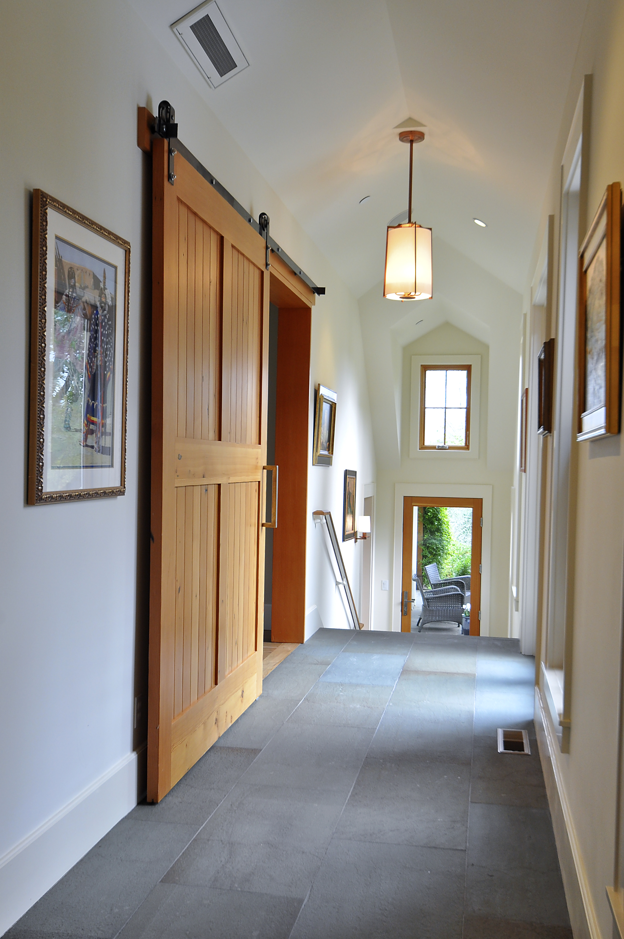 Hallways Barns And Barn Doors On Pinterest
